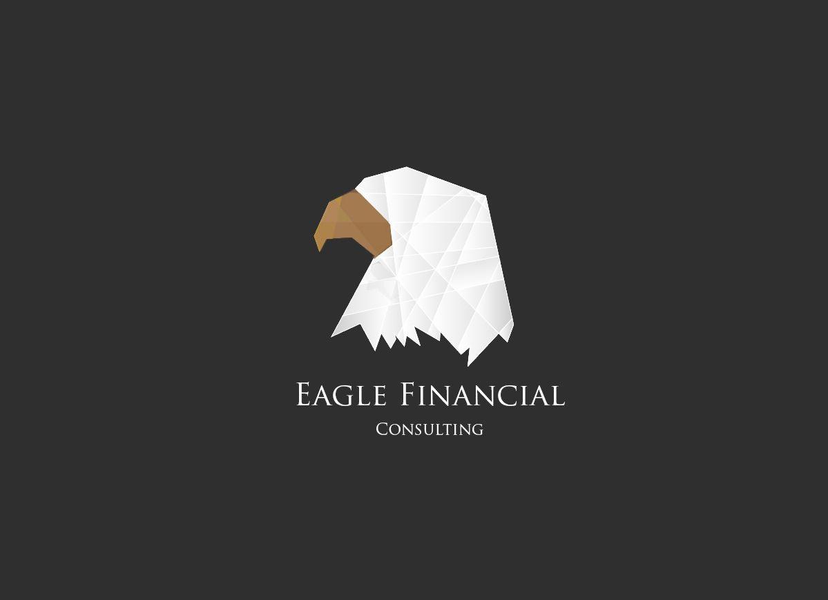 Eagle Financial Consulting Vector Logo