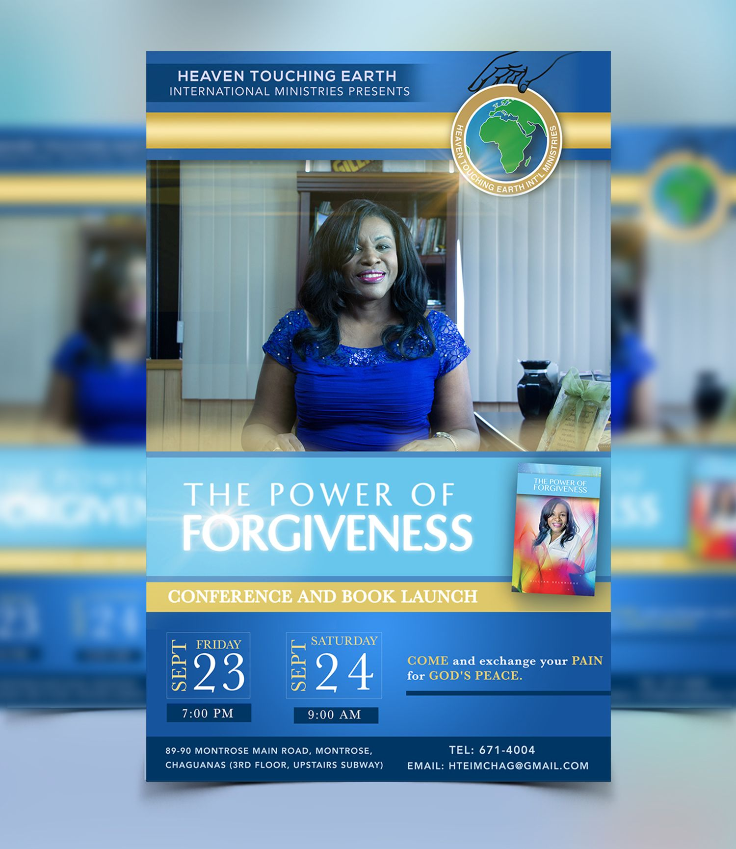 The Power Of Forgiveness Flyer